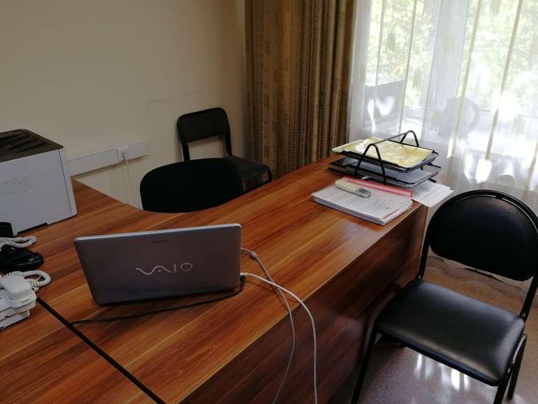 Офис компании ДипломХаб в Хабаровске